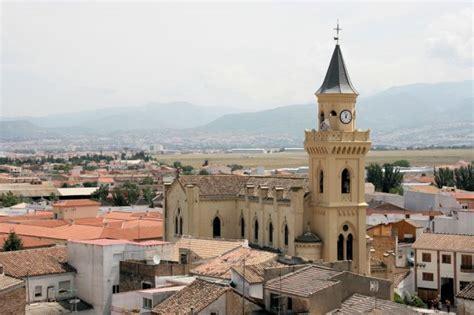 Iglesia de Las Gabias desde su Torreón | fotos de Granada ...