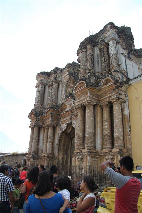 Iglesia de Nuestra Señora del Carmen in Antigua ...