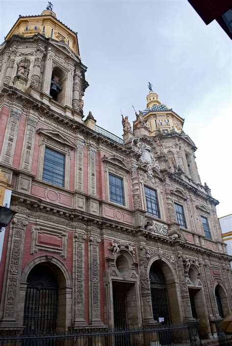 Iglesia de San Luis de los Franceses (Sevilla) - Wikipedia ...