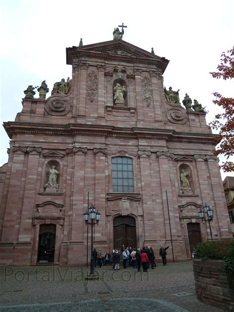Iglesia Jesuita (Jesuitenkirche) (Heidelberg) | Portal Viajar
