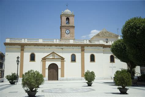 Iglesia parroquial de Santa Isabel - Huétor Tájar