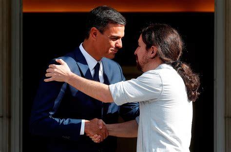 Iglesias se desmarca de Sánchez tras el plagio en su libro ...