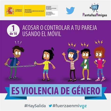 Igualdad lanza una campaña para prevenir la violencia de ...