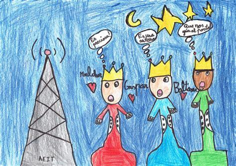 II Concurso de dibujo  Las Telecomunicaciones en Navidad ...