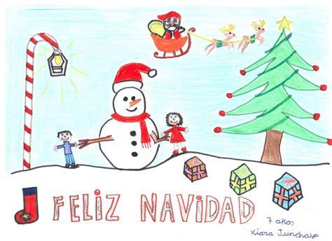 II Concurso de Dibujos de Navidad – Cancer Infantil