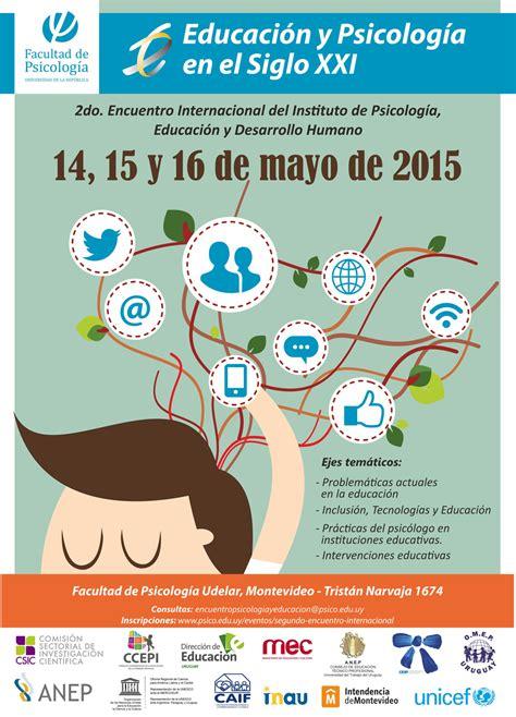 II Encuentro Internacional del Instituto de Psicología ...
