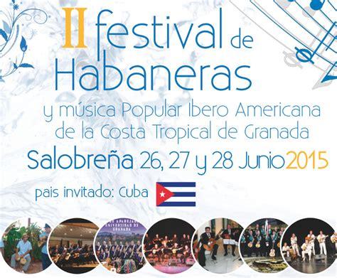 II Festival de Habaneras y Música Popular Iberoamericana ...