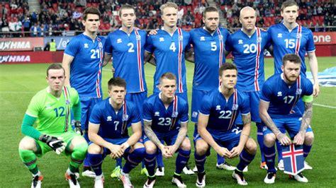 IJsland Nationale elftal