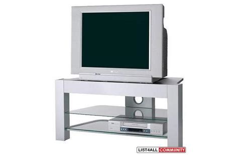 Ikea 90% New used TV stand Silver Color, :: generationx ...