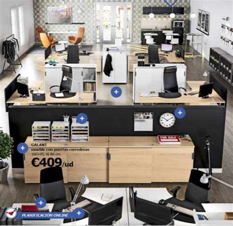 Ikea Business 2015: catálogo para decorar tu oficina