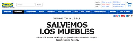 Ikea comprará y revenderá sus muebles usados - SeguroHogar.com