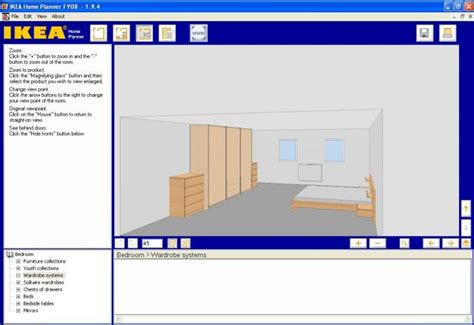 IKEA Home Planner Bedroom - Download