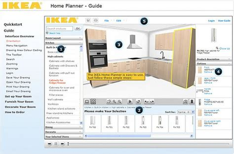 Ikea Home Planner, progama de Ikea para diseñar el ...