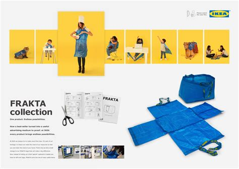 IKEA Tweaks FRAKTA Bag Design, Turns It Into 'Product Of ...