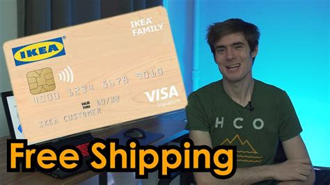 IKEA VISA Card is Offering FREE SHIPPING This Summer - YouTube
