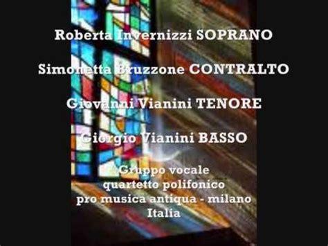IL BIANCO E DOLCE CIGNO,Arcadelt; Giovanni Vianini, Pro ...