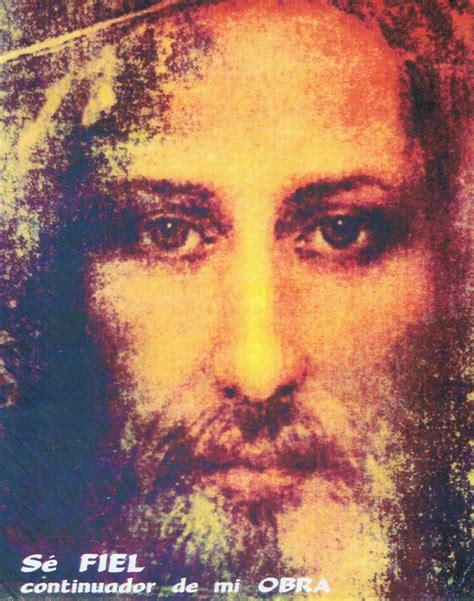 Il Vero voito di Gesú/ricavato dalla Sindone dall ...