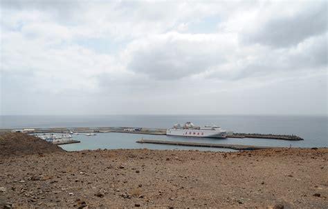 Il villaggio di Morro del Jable a Fuerteventura
