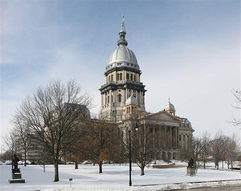 Illinois State Capitol   Wikipedia