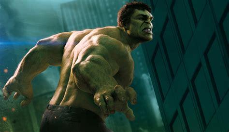 ILM Explains How It Created Hulk For Marvel s The Avengers