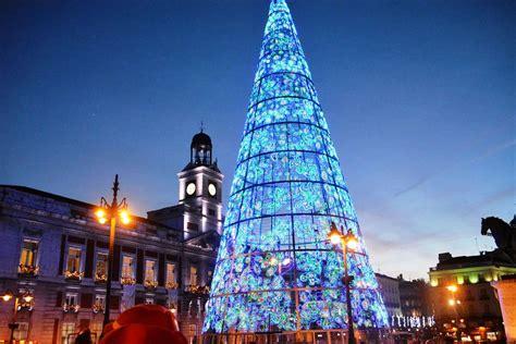 Iluminación de Navidad en Madrid 2018 - Mirador Madrid