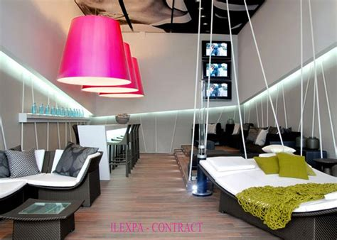Iluminación tienda muebles - Ilexpa