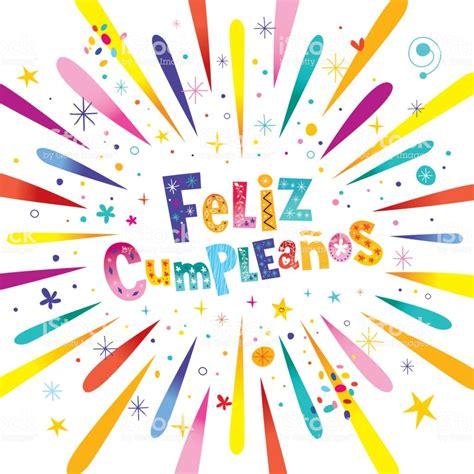Ilustración de Feliz Cumpleanos Feliz Cumpleaños En Baraja ...