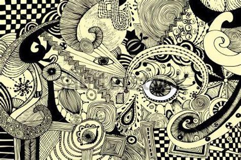 Ilustración Vectorial, Obras DE Arte Abstracto DE Ojos ...