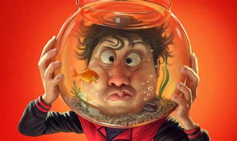 Ilustraciones de personajes de Tiago Hoisel - Animum
