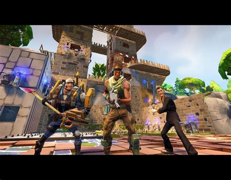 Image 4 | Fortnite - Epic Games title hits PS4, Xbox One ...