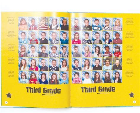 Image Gallery elementary yearbooks