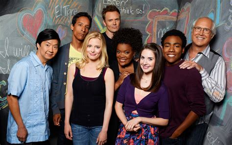 Image gallery for Community  TV Series    FilmAffinity