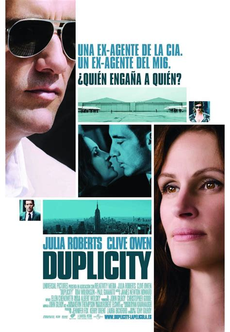 Image gallery for  Duplicity    FilmAffinity