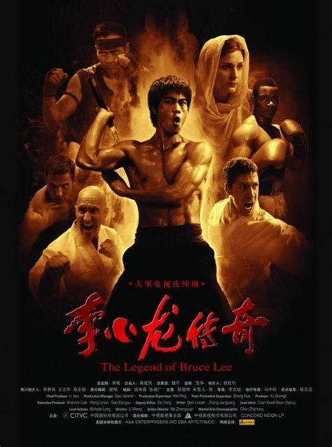 Image Gallery for The Legend of Bruce Lee  TV Series ...