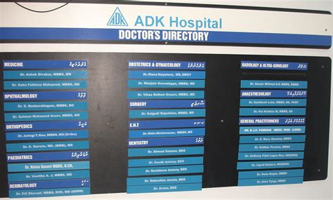 Image Gallery Hospital Directory