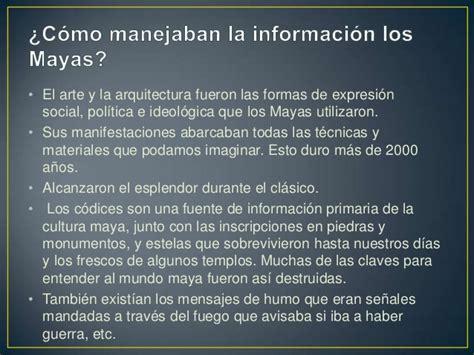 Image Gallery informacion sobre los mayas