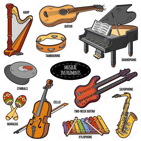 Image Gallery instrumentos musicales animados