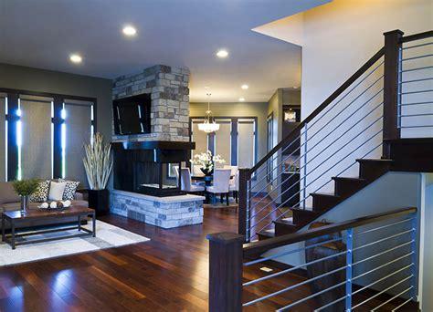 Image Gallery interiores de casas modernas
