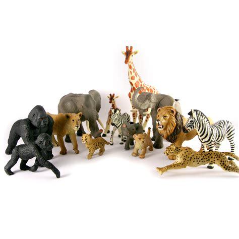 Image Gallery jungle animal toys