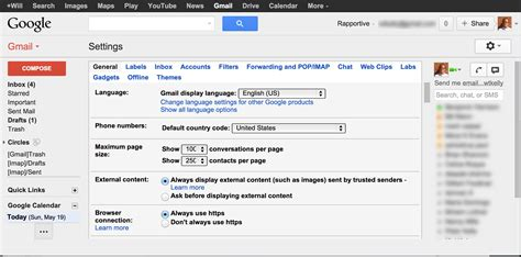 Image Gallery log into gmail accounts
