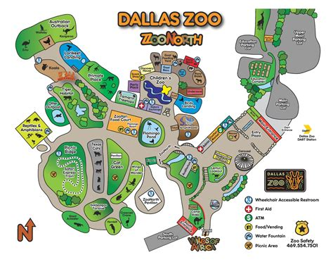 Image Gallery madrid zoo map