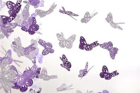 Image Gallery mariposas lilas