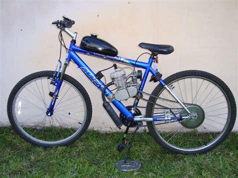 Image Gallery motorized bicycle engine kit
