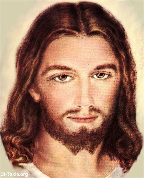 Image: Holy Face of Jesus 01 صورة