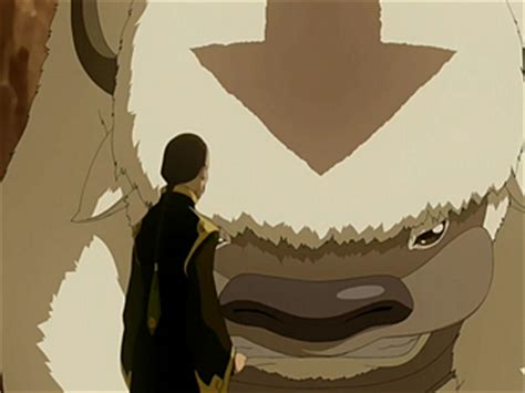 Image - Long Feng and Appa.png - Avatar Wiki, the Avatar ...