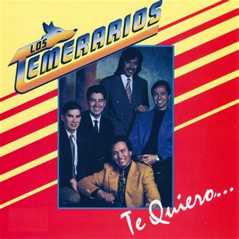 Image   Los Temerarios   Te Quiero....jpg | LyricWikia ...
