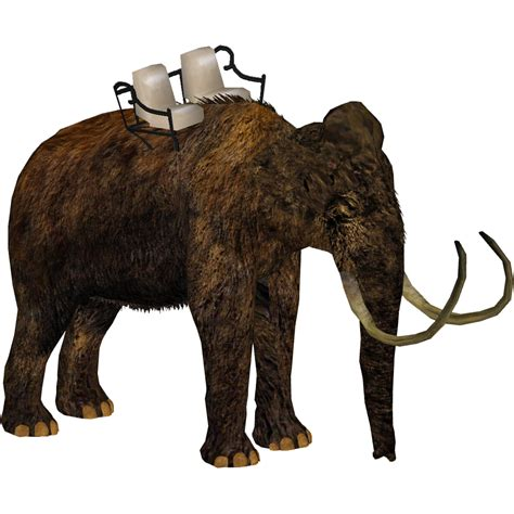 Image - Mammoth Tour (Zoo Tycoon 2 Thailand).png | ZT2 ...