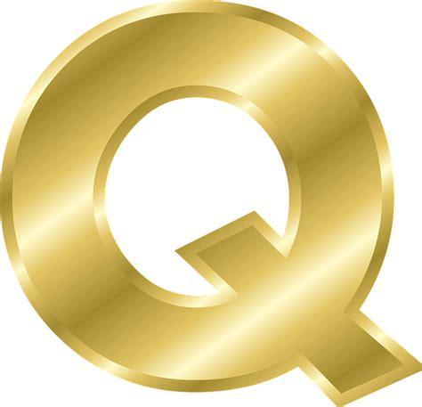 Image vectorielle gratuite: Lettre, Q, Lettre Majuscule ...