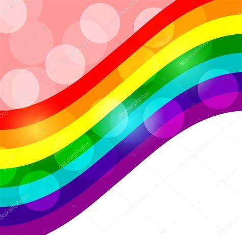 Imagen abstracta bandera de la comunidad Lgbt, arco iris ...