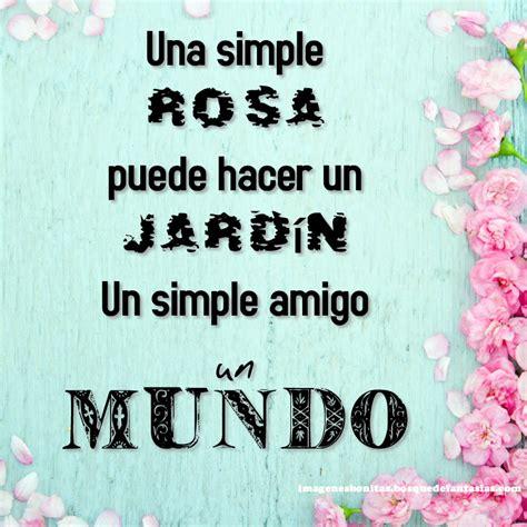 Imagen Con Frases Hermosas Para Dedicar A Tus Amigos ...